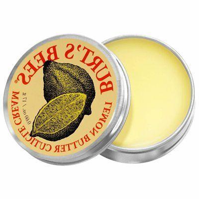 Burt's Bees 100% Lemon 0.6 Ounce, 3