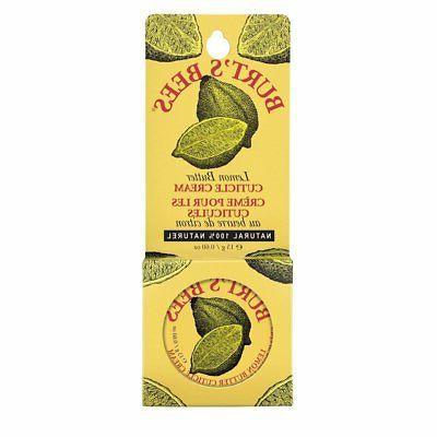 burt s bees 100 percent natural lemon
