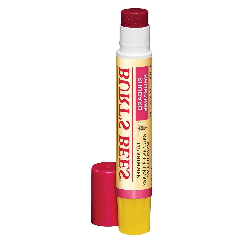 burt s bees lip shimmer 2 count