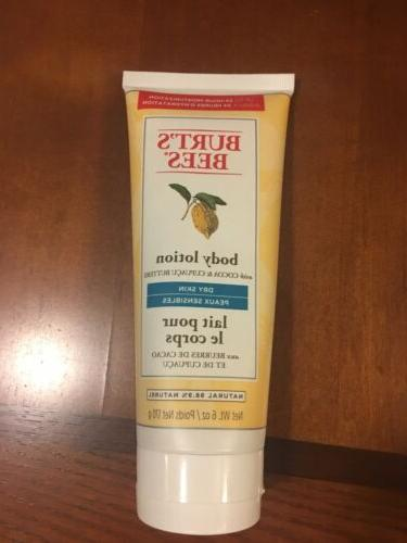Burt's Bees With Cocoa & Cupucau Butters 3