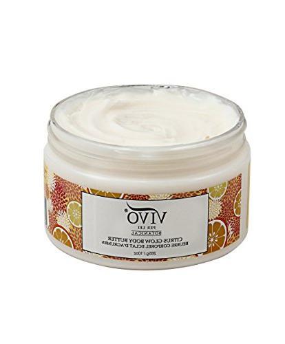 Vivo Per Lei Vitamin C Body Butter Cream | Shea Butter Cream