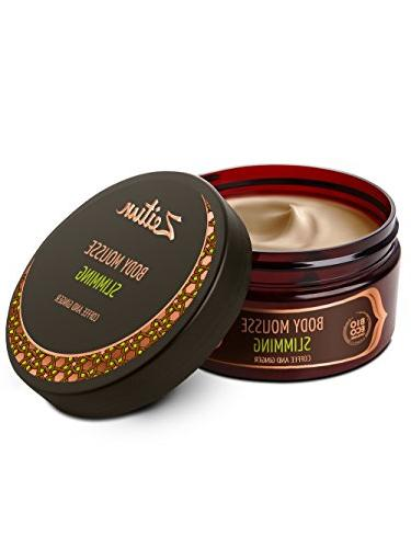 Zeitun Cream Mousse - - & - Cellulite Cream oz