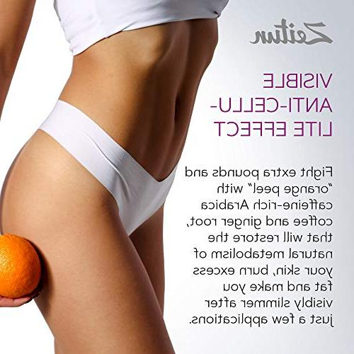 Zeitun Body - Slimming - - Cellulite Cream 7 oz