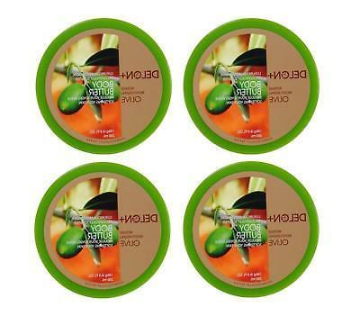 delon intense moisturizing olive body butter 6
