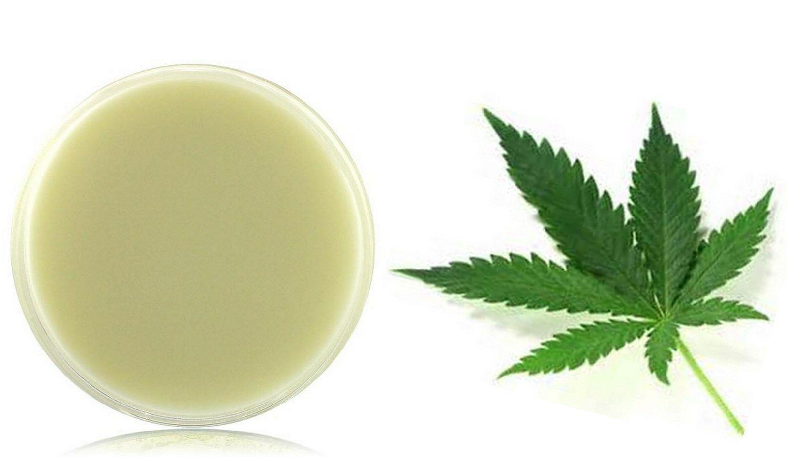 Hemp Organic Hippie Body Butter Cream Eczema,Psoriasis,Acne,