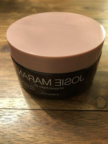 lilac whipped argan body butter 8 oz