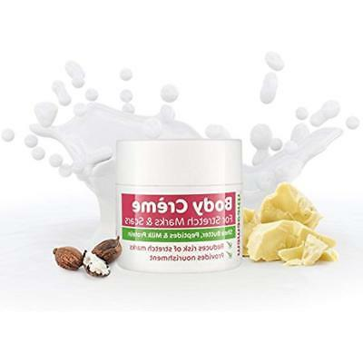 Mamaearth Maternity Shea Butter And Cocoa Body Crme For Stre