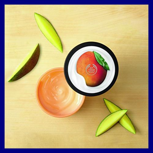 The Body Mango Yogurt 100% Vegan Fl.Oz