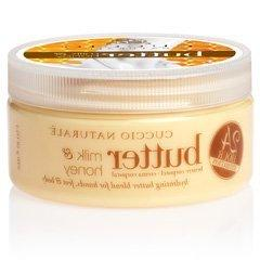 Cuccio Body Butter Milk and Honey 8 Oz