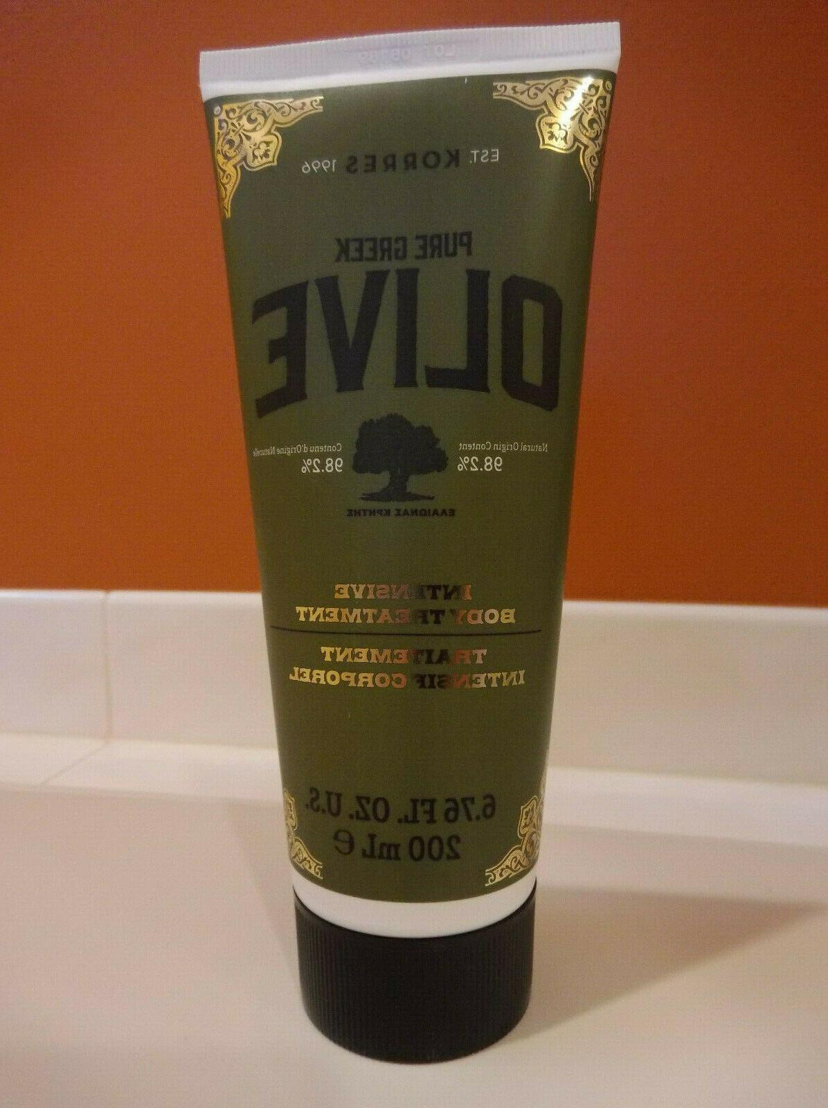 pure greek olive oil crepe rescue instensive