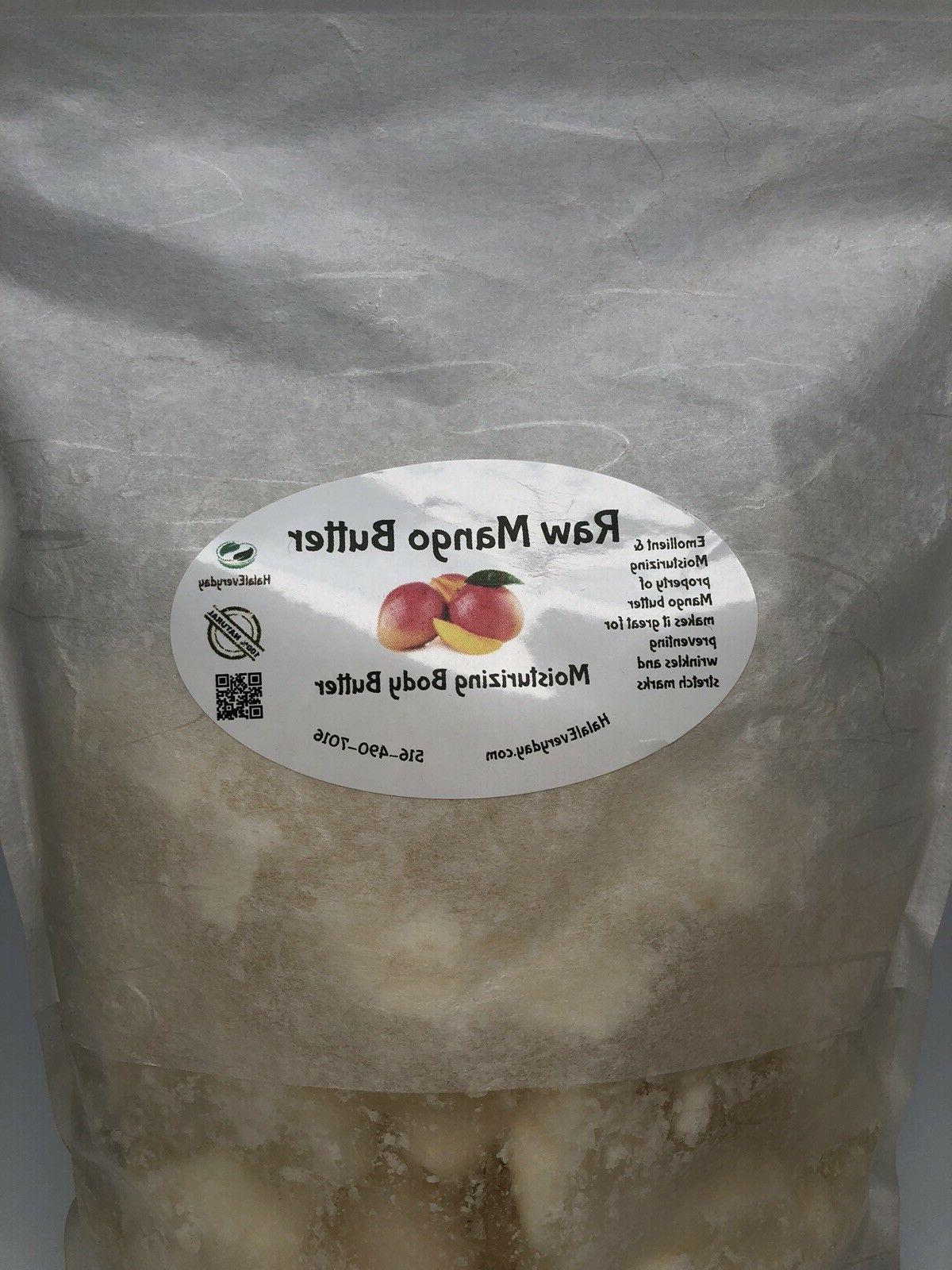 Raw 100% Premium Quality Unrefined Organic Skin Lotion
