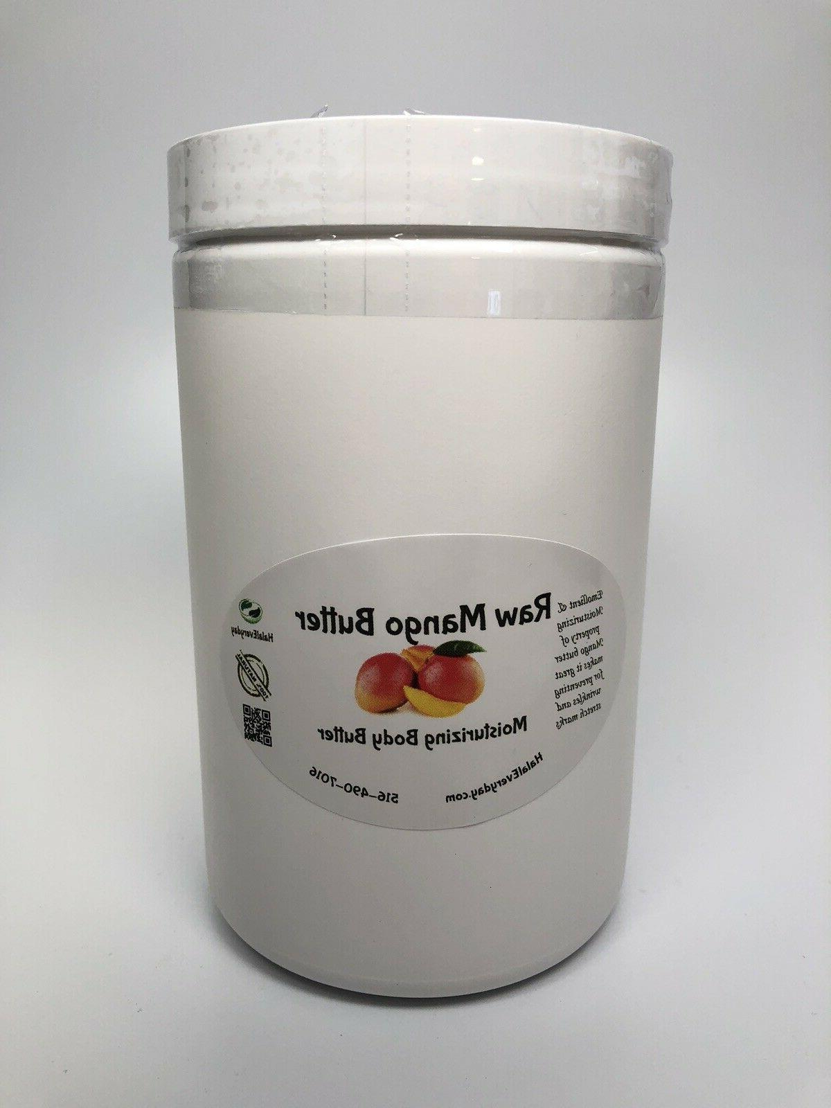 Raw Mango Butter - 100% Quality Unrefined Lotion