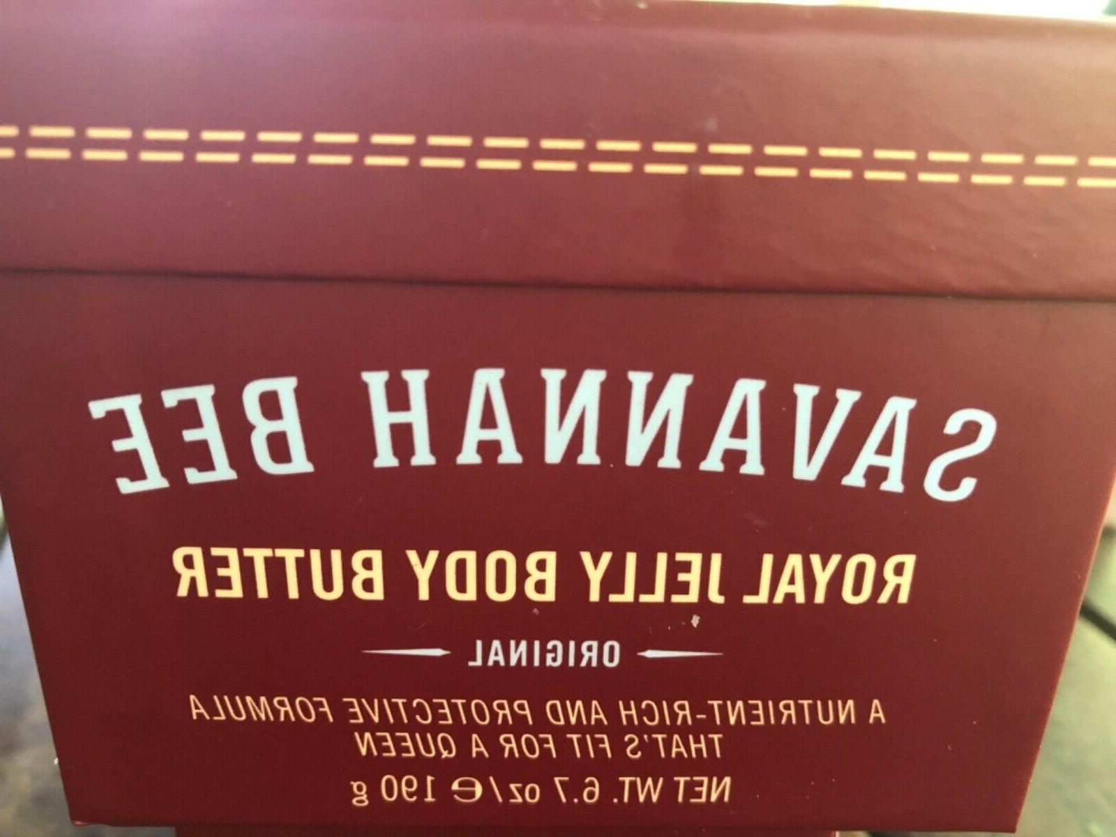 Savannah Body Butter Original 6.7 Full Sz in Gift Box