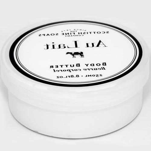 Scottish Fine Soaps Au Lait Extra Nourishing Body Butter - 8