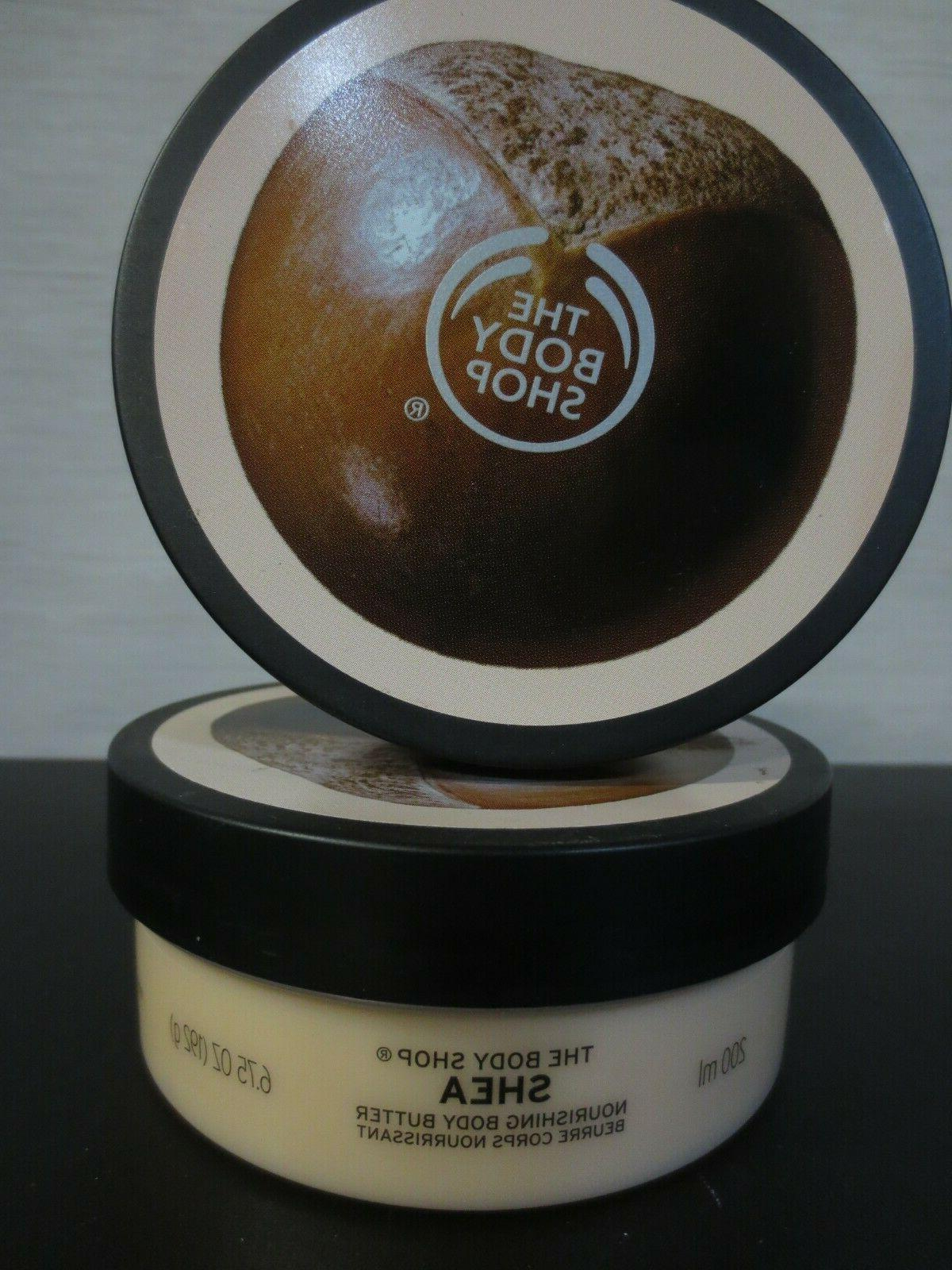 shea body butter 6 75 oz