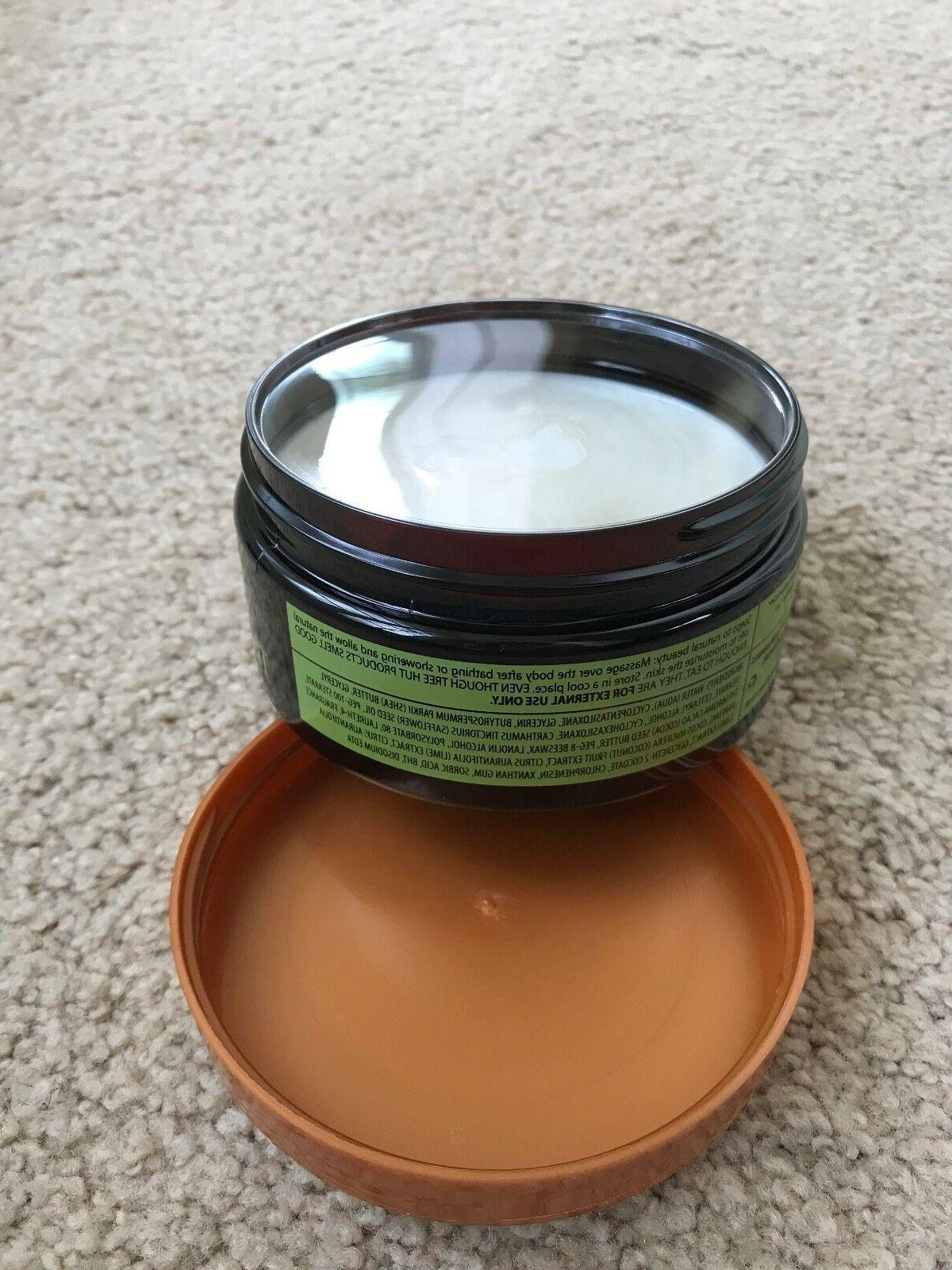 Tree Hut Shea Butter Lime oz. New Seal