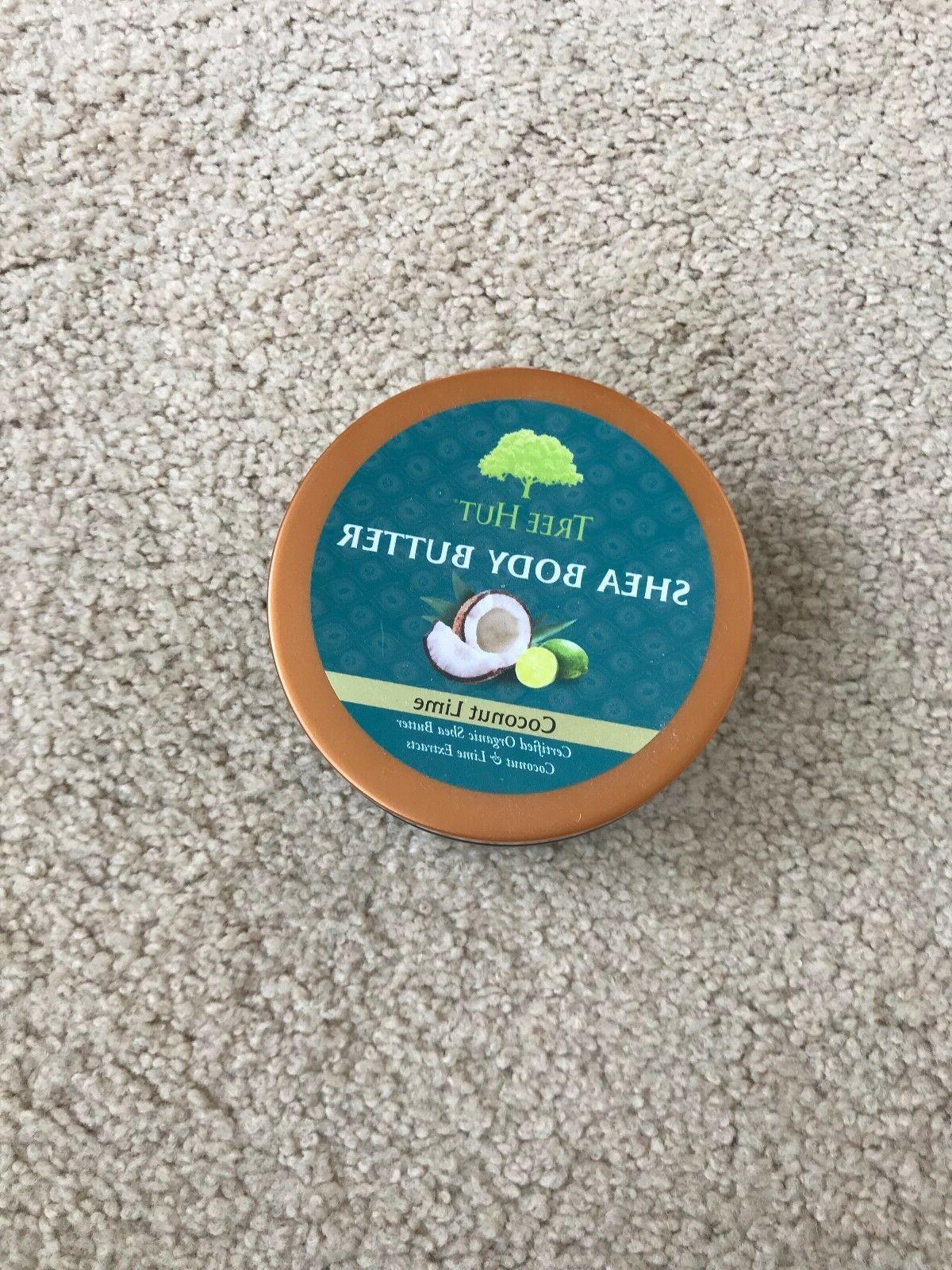 Tree Body Butter 7 oz. Brand Seal