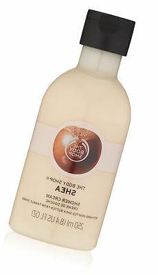 The Body Shop Shea Shower Cream 8.4 Oz.