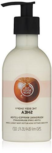 The Body Shop Shea Whip Body Lotion, 8.4-Fluid Ounce