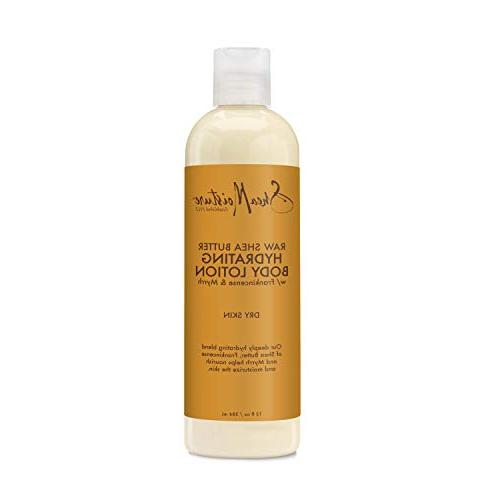 SheaMoisture Body Lotion - Raw Shea - 13 oz