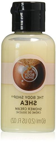 The Body Shop Shea Shower Cream, 2 Fl Oz