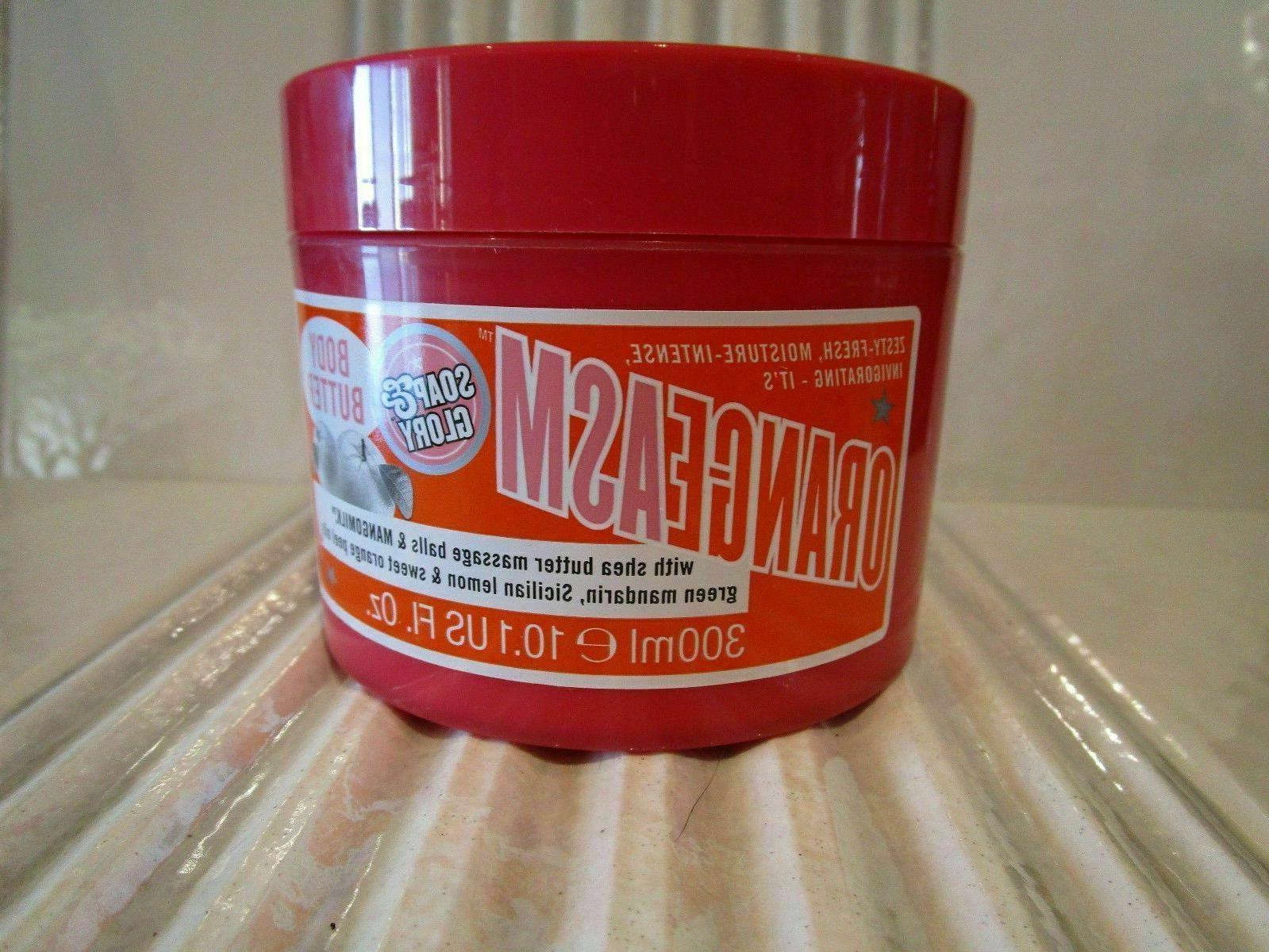 soap and glory orangeasm body butter 10