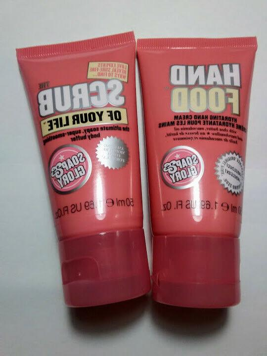 soap and glory the scrub of your