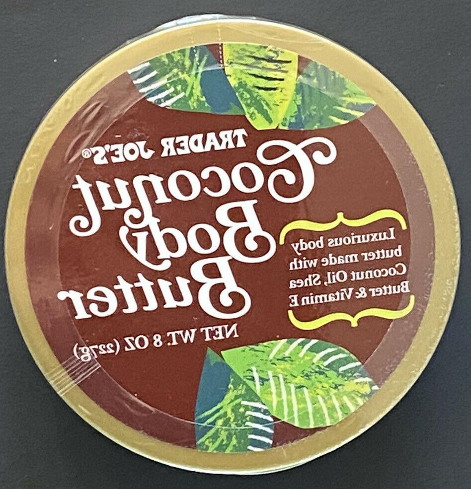 "trader Joe""s Luxurious body Coconut Butter& E"