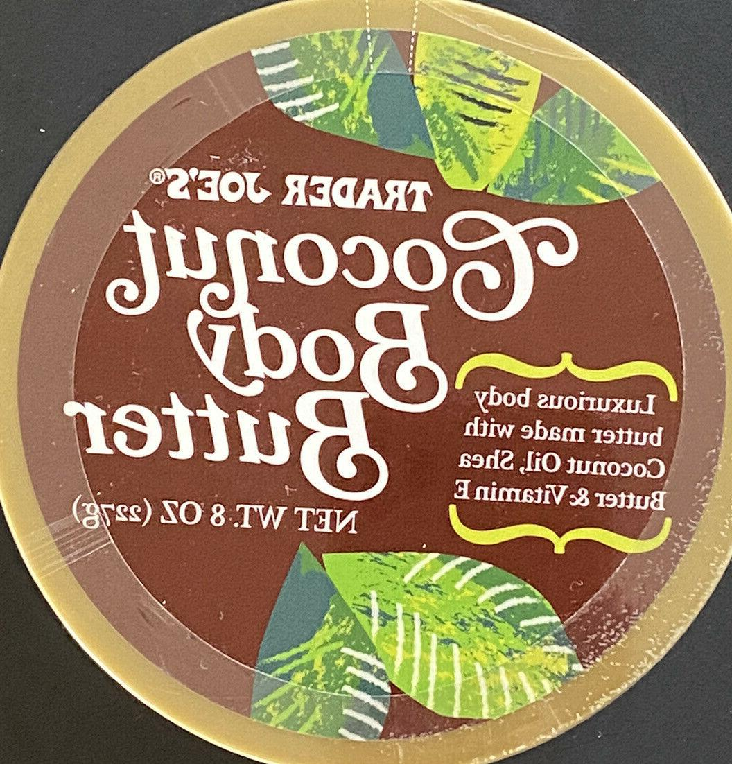 trader Luxurious body butter Coconut