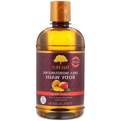 tropical shea moisturizing