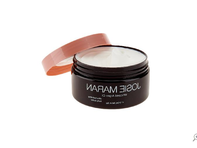 whipped argan oil body butter unscented 4