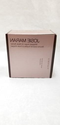 Josie Maran Whipped Argan Oil Body Butter Vanilla Bean 8oz