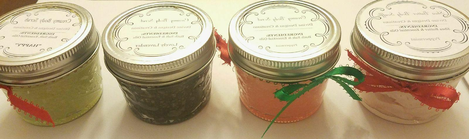 Whipped Organic Body Souffle! Choose