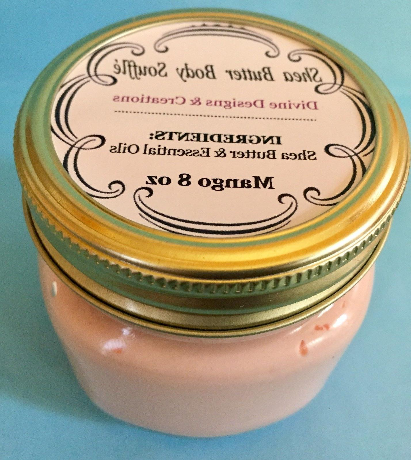 Whipped Body Souffle! Your
