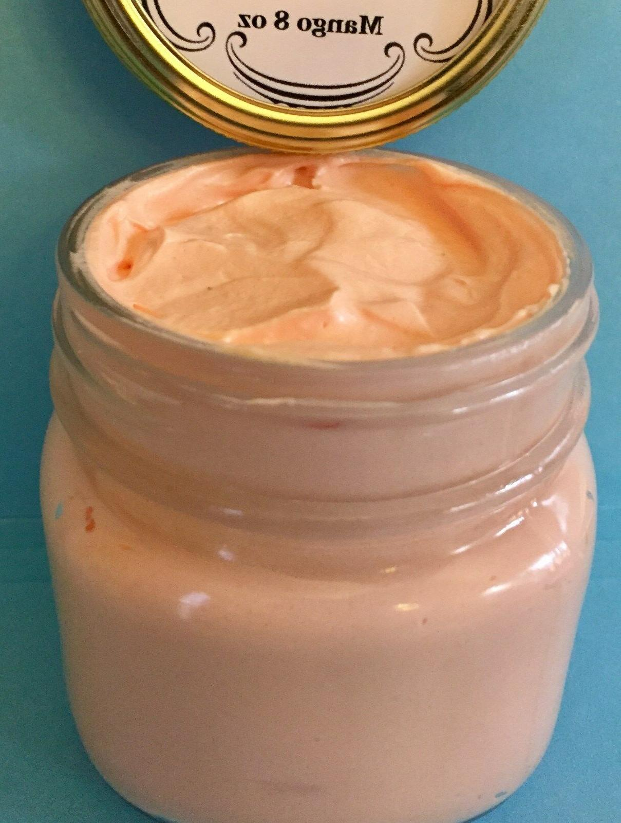 whipped organic shea butter body souffle all