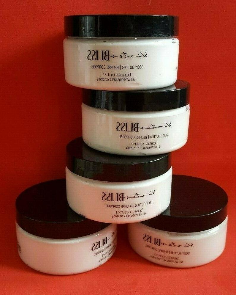winter bliss body butter 7 oz irresistibly
