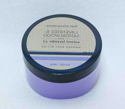 Bath & Body Works 6.5 Ounce Whipped Body Butter Lavender & S