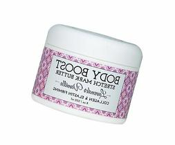 Body Boost Lavender Vanilla Stretch Mark Butter 8 oz.- Pregn