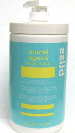 Bliss Lemon and Sage Body Butter Daily Moisturizing Hand Cre
