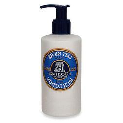 loccitane rich body lotion 15 percent shea