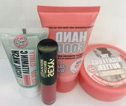 Lot 4 Soap & Glory The Righteous Butter Body Moisturizer,Han