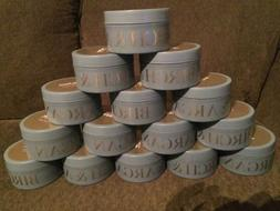 Lot Of 15 Bath & Body Works Birch And Argan Body Butter 6.5