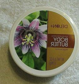 LOT OF 2 SEALED DELON BODY BUTTER PASSION FRUIT 6.9 OZ
