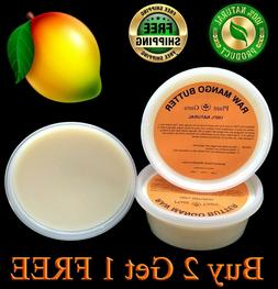 Mango Butter Raw 8 oz. 100% Pure Unrefined Organic Natural F