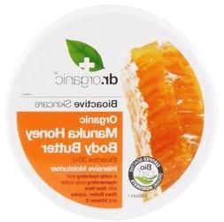 1 X 200ml Dr Organic Manuka Honey Body Butter 100% Organic I