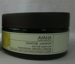 Ahava Mineral Botanic Real Body Butter, Tropical Pineapple/W