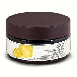 AHAVA Mineral Botanic Tropical Pineapple & White Peach Rich