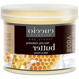Cuccio Naturale 24 Hours Hydration Butter - Milk & Honey - 3