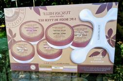 New Tuscan Hills 5pc Body Butter Set