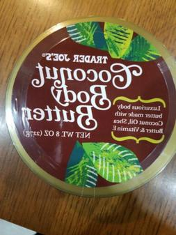 New Trader Joe's Coconut Body Butter Cream  so soothing